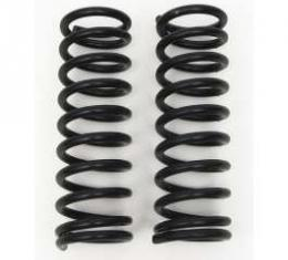 Full Size Chevy Rear Coil Springs, Heavy-Duty, Passenger Cars, 1958-1964