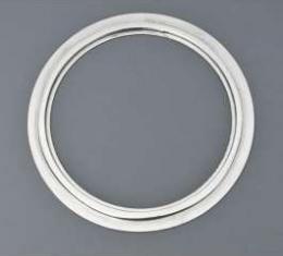 Full Size Chevy Speedometer Bezel, 1-Piece, For Use With Classic Instruments Gauges, 1959-1960