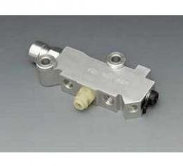 Full Size Chevy Disc & Drum Brake Proportioning Valve, 1958-1981