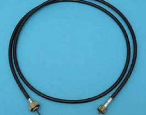 Full Size Chevy Speedometer Cable Assembly, 1958-1968