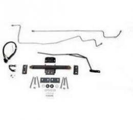 Full Size Chevy Automatic Transmission Conversion & Installation Kit, Turbo Hydra-Matic 200 (TH200), 1959-1964