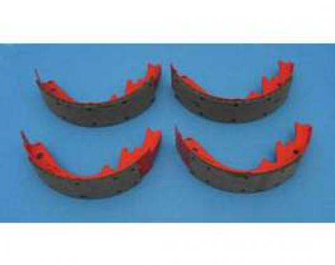Full Size Chevy Brake Shoes, Front, 1959-1970