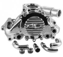 Full Size Chevy Water Pump, LT1, Polished, 1958-1972