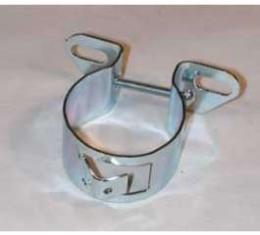 Full Size Chevy Coil Bracket, Zinc Plated, 1958-1961