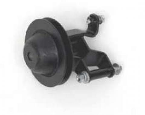 Full Size Chevy Idler Pulley Assembly, 409ci, 1963-1965