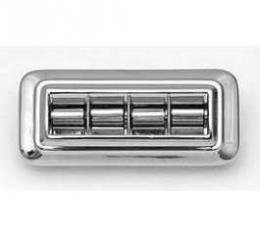 Full Size Chevy Power Window Switch, 4-Button, 1958-1970