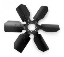 Full Size Chevy Clutch Fan Blade, 1958-1972