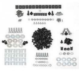 Full Size Chevy Front End Sheet Metal Fastener Set, 1960