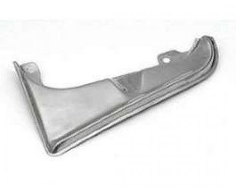 Full Size Chevy Gas Door Guard, Impala, 1964