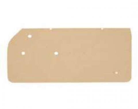Full Size Chevy Front Door Boards, Convertible & 2-Door Hardtop, 1961-1962