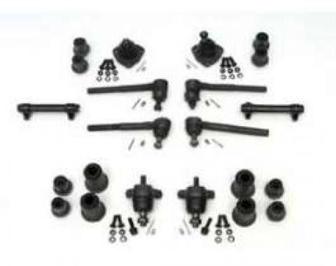 Full Size Chevy Front End Suspension Rebuild Kit, Basic, 1965-1968