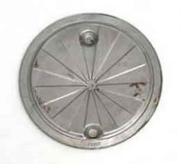 Full Size Chevy Air Cleaner Lid, With Multiple Carburetors, 1959-1962