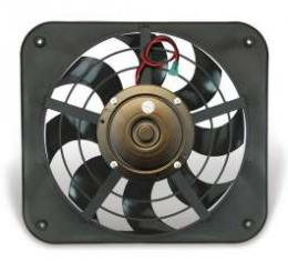 Full Size Chevy Low Profile Electric Cooling Fan, Flex-A-Lite, 1966-1972