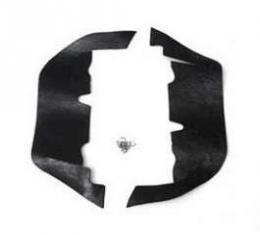 Full Size Chevy Upper Control Arm Dust Shields, 1966