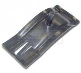 Impala Rear Cove & Deck Lid Molding Clip, For Cars Without Super Sport, Large, 1964