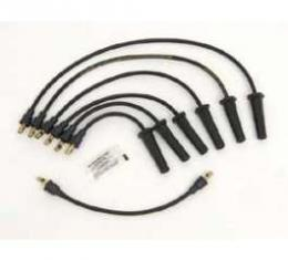 Full Size Chevy Spark Plug Wire Set, 6-Cylinder, 1958-1972
