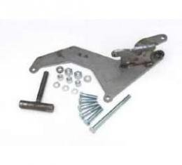 Full Size Chevy Air Conditioning Compressor Bracket, Small Block Short Water Pump, 1958-1972