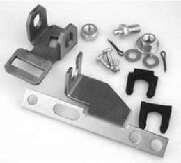 Full Size Chevy Turbo Hydra-Matic 350 & 400 Shifter Conversion Kit, 1968-1972