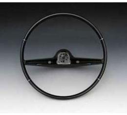 Full Size Chevy Steering Wheel, Impala, 1963