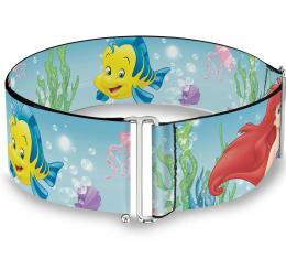 Cinch Waist Belt - Ariel, Sebastian & Flounder Scene2 - ONE SIZE