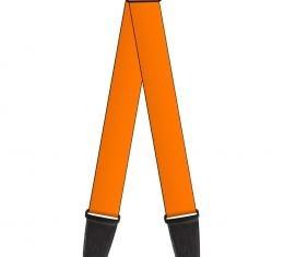 Guitar Strap - Orange