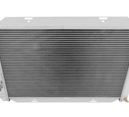 Champion Cooling 3 Row All Aluminum Radiator Made With Aircraft Grade Aluminum CC381