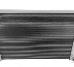 Champion Cooling 2 Row All Aluminum Radiator Made With Aircraft Grade Aluminum EC716