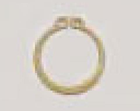 Corvette Differential Yoke Snap Ring, 1963-1979