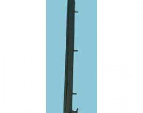 Corvette Weatherstrip, Convertible Top Vertical Side Rail, Left, USA, 1963-1967