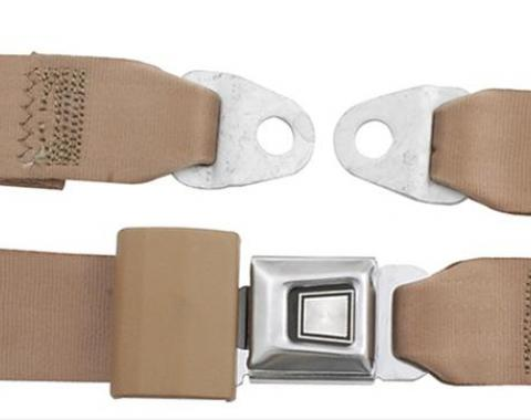 Seatbelt Solutions Seat Belts | Tan