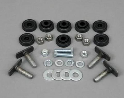 Hooker Sidepipe Replacement Mounting Hardware Kit