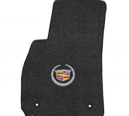 Lloyd Mats 2013-2019 Cadillac XTS Xts 2013-on 2 Piece Mats Ebony Ultimat Cadillac Logo 600092