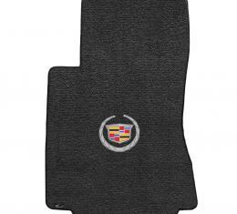 Lloyd Mats 2008-2013 Cadillac CTS Cts AWD Sedan/wagon 2008-2013 2 Piece Mats Ebony Ultimat Cadillac Logo 600072