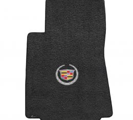 Lloyd Mats 2008-2013 Cadillac CTS Cts 2WD Sedan/wagon 2008-2013 2 Piece Mats Ebony Ultimat Cadillac Logo 600070