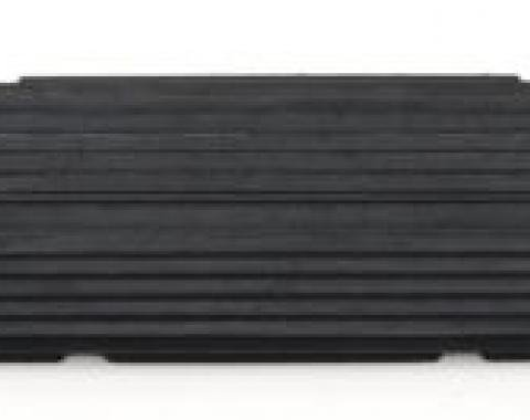 Corvette Brake Pedal Pad, For Cars With Automatic Transmission, 1968-1979