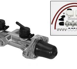 Wilwood Brakes Remote Tandem Master Cylinder 260-14243-P