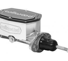 Wilwood Brakes Compact Tandem Master Cylinder w/ Pushrod 260-14957-P