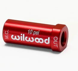 Wilwood Brakes Residual Pressure Valve 260-13707