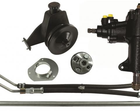 Borgeson Ford Mustang 1964-1966 Power Steering Conversion Kit. Box 999026