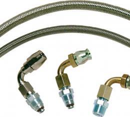 Borgeson Power Steering Hose Kit 925201