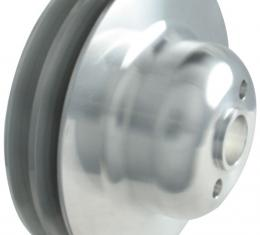 Borgeson Power Steering Pulley 2-Row 801150