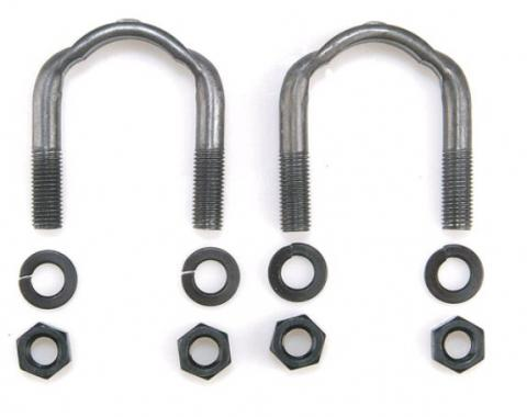 Moog Chassis 534-10, Universal Joint U-Bolt Kit, OE Replacement