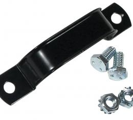 Corvette Heater Hose to Inner Fender Clamp, with Air Conditioning or Big Block, 1964-1967