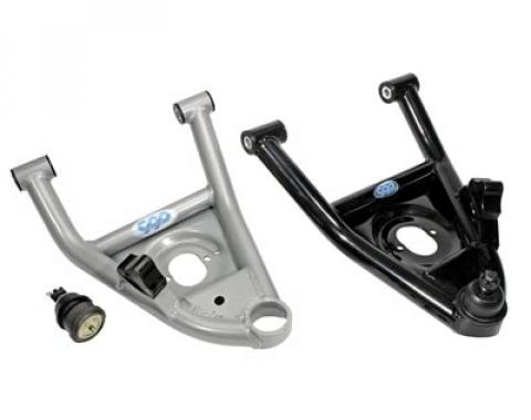 Chevelle Suspension Front Tubular Arms, Lower, Stock Width,1964-1972