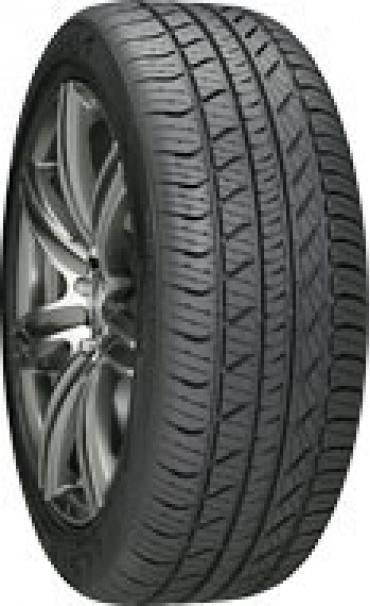 Corvette Tire, Kumho Ecsta 4X KU22, 275/40/R17, BSW, 1988-2004