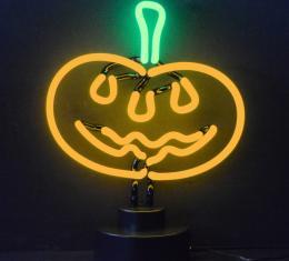 Neonetics Neon Sculptures, Pumpkin Neon Sculpture
