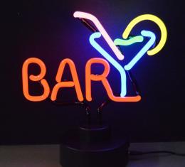 Neonetics Neon Sculptures, Bar Martini  Neon Sculpture