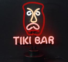 Neonetics Neon Sculptures, Tiki Bar Neon Scuplture