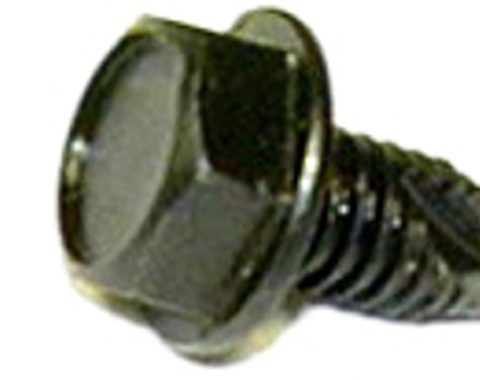 "Brake & Fuel Line Clamp Bolt, 5/16"" x 18 Thread"