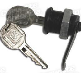 Corvette Console Lock, 1984-1996